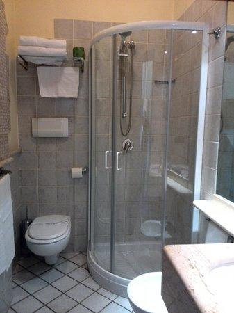 Maiuri Hotel: bagno