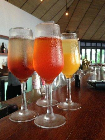 Lily Beach Resort & Spa: yummy