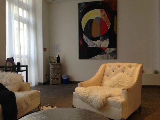The Element Hôtel : Lobby