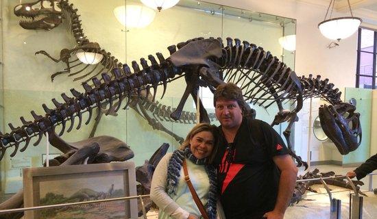 American Museum of Natural History: Memórias impagáveis!
