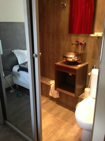 The Element Hotel: Bagno