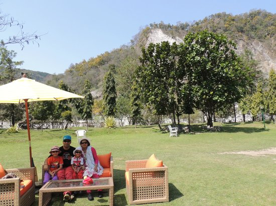 The Solluna Resort: Natural Beauty.....