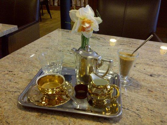 Kaffeehaus in Baden-Baden: Moka - beautifully served