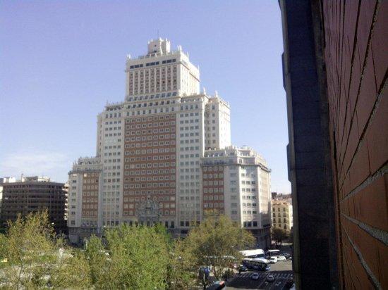 Espahotel Plaza de Espana: edificio España #room704