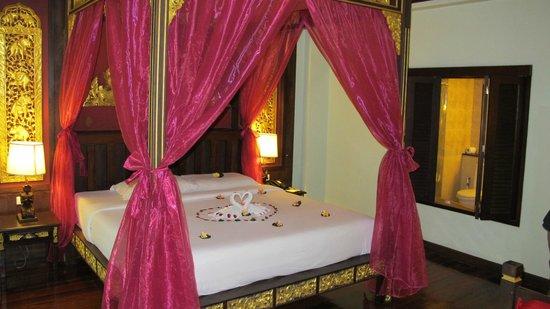 Kata Palm Resort & Spa : our room