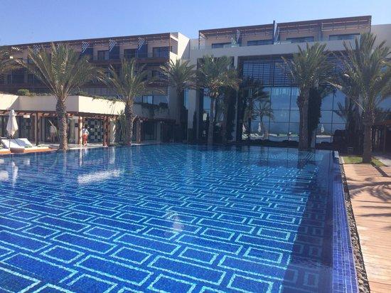 Sofitel Essaouira Mogador Golf & Spa : Piscine
