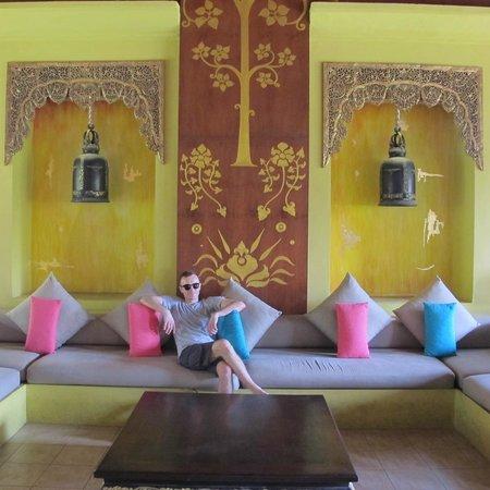 Kata Palm Resort & Spa : lobby