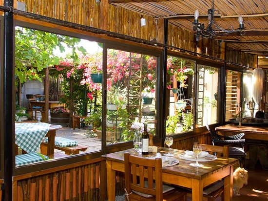 Thyme at Rosemary's Restaurant : Conservatory