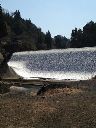 Hakusui Dam: 白水ダム