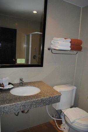 White Sand Krabi Hotel : Номер