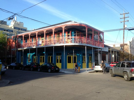 Photo of American Restaurant Dat Dog at 5031 Freret St, New Orleans, LA 70115, United States