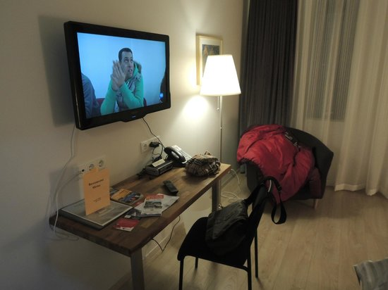 Airport Hotel Aurora Star: Simple room