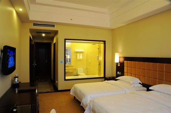 Chentian Hotel: double room