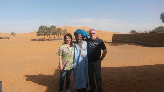 Tour in Marocco : Base a Merzouga