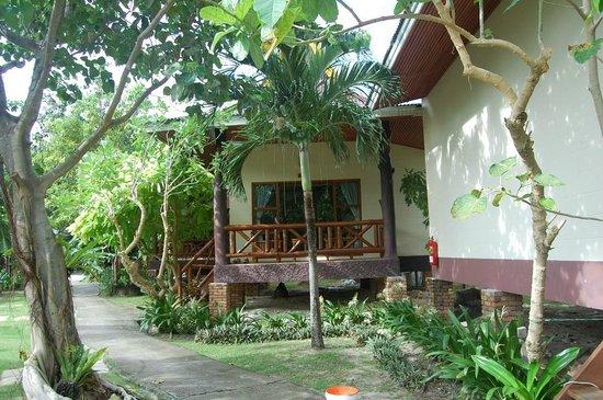 Phi Phi Villa Resort: Наша вилла