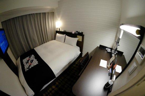 APA hotel Tsukiji Eki Minami: room