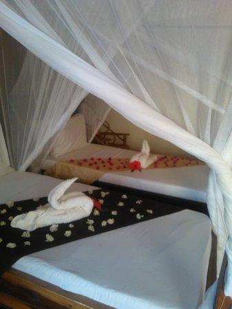 Zanzibar Star Resort: Rene og pene rom hver dag :)