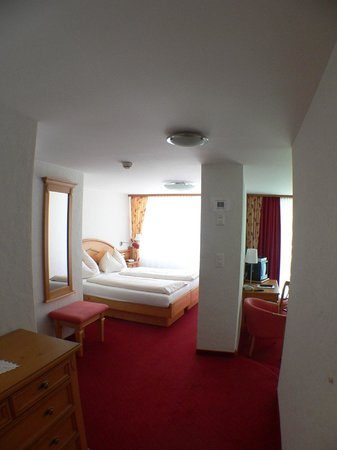 Hotel Silberhorn: Superior Zimmer
