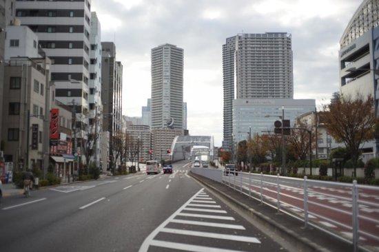 APA hotel Tsukiji Eki Minami: arround hotel