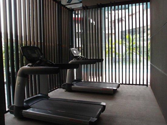 Studio M Hotel : Gym