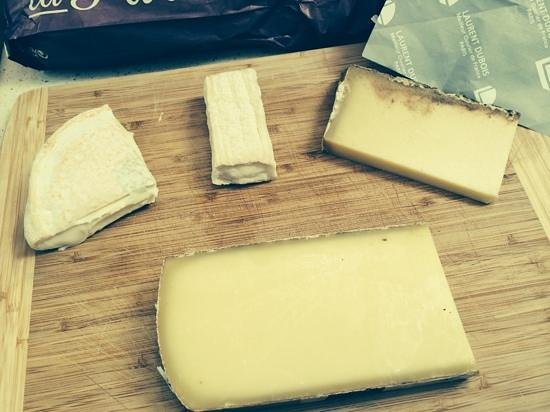 Fromagerie Laurent Dubois : amazing cheeses