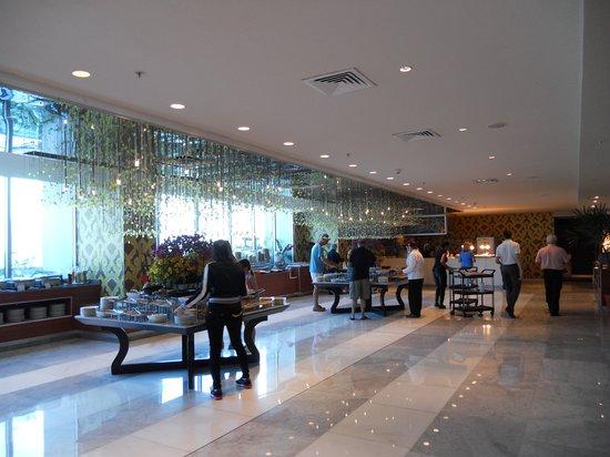 Hard Rock Hotel Panama Megapolis: Restaurante