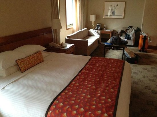 Kitano New York: アップグレードしていただいた部屋