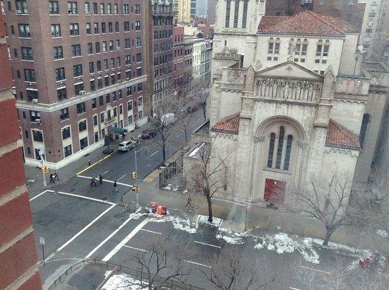Kitano New York: 部屋からの景色1