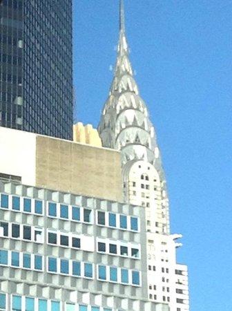 Kitano New York: 部屋からの景色2