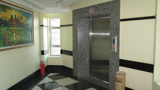Salita Hotel: Elevator