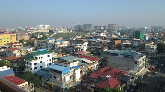 Salita Hotel: view