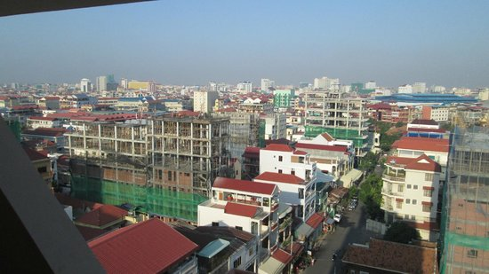 Salita Hotel : view
