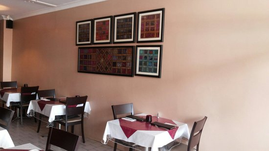 Saffron Indian Cuisine: A fine dining place to go for lunch and dinner