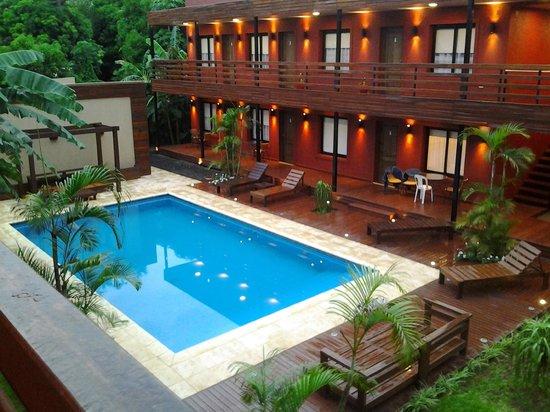 Costa Iguazu Apart Hotel: Para un baño relajado