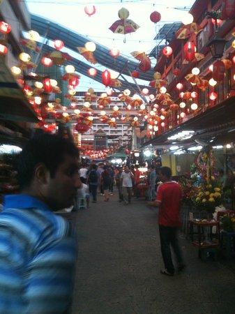 Malaysia Heritage Walk : Chinatown