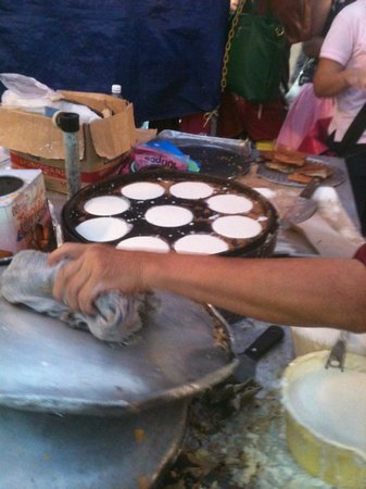 Malaysia Heritage Walk : Crepes exceptionnelles