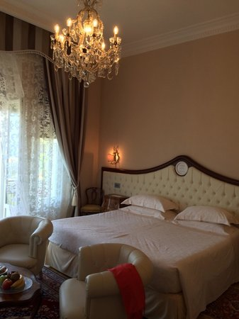 Grand Hotel Rimini: Lovely room