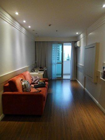 Mercure Apartments Brasilia Lider: Sala