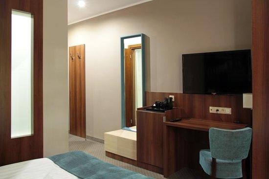 Aparthotel Neptun: Wejście w pokoju dwuosobowym