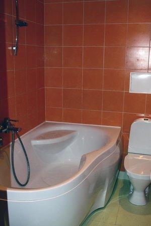 Ala Hotel & Hostel: Ванна