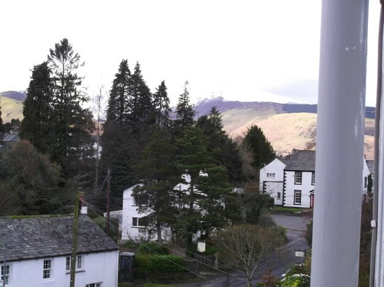The Derwentwater Hotel: view