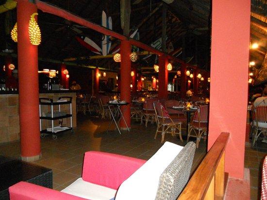 Royal Decameron Golf, Beach Resort & Villas : Restaurante
