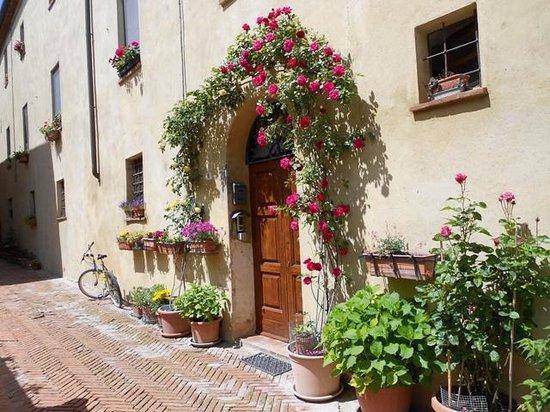 Agriturismo La Maesta: visit to Pienza