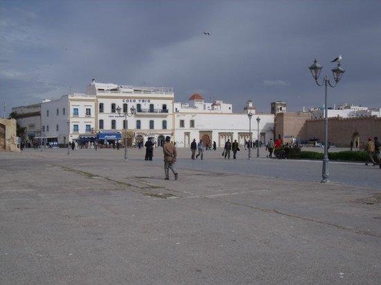RIad Dar El Paco : place d'Essaouira