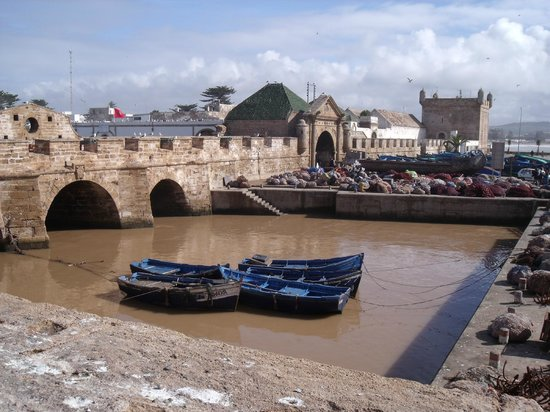 RIad Dar El Paco : Port d'Essaouira