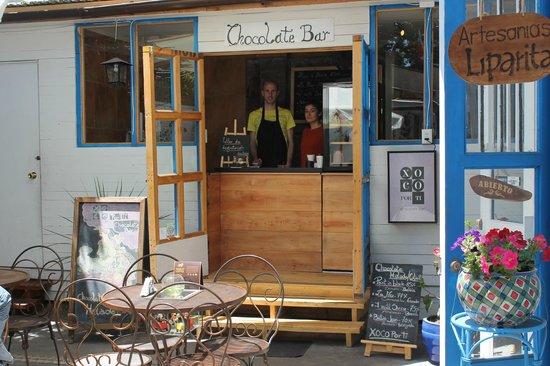 Xoco Por Ti - Chocolate Bar: El mejor chocolate , en un ambiente con alma