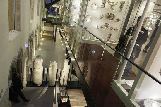 Musee Baron Gerard: MAHB musée d'art et d'histoire Baron Gérard - Bayeux