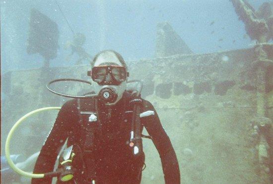 Ocean Explorers Dive Center: New Diver!