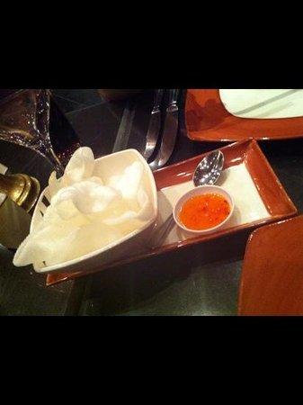 Thai Garden: thai food