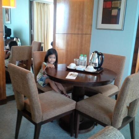 Sotogrande Hotel & Resort: Dining area